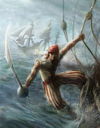 Captain Redsea