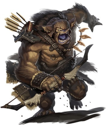 Bruthazmus the Bugbear