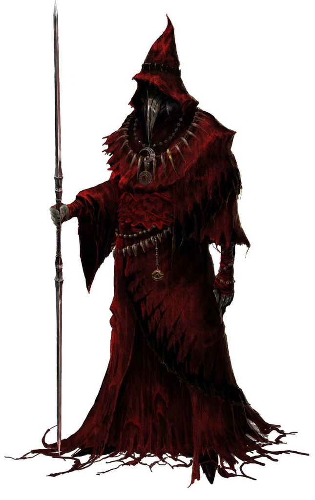 Red Priest Joachim