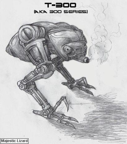 """HK-series: T-300 """"Raptor"""""""