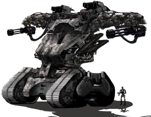 HK-series: Tank Mk I