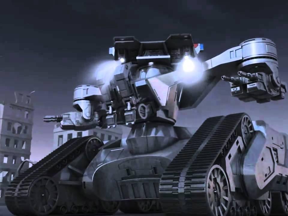 HK-series: Tank Mk III