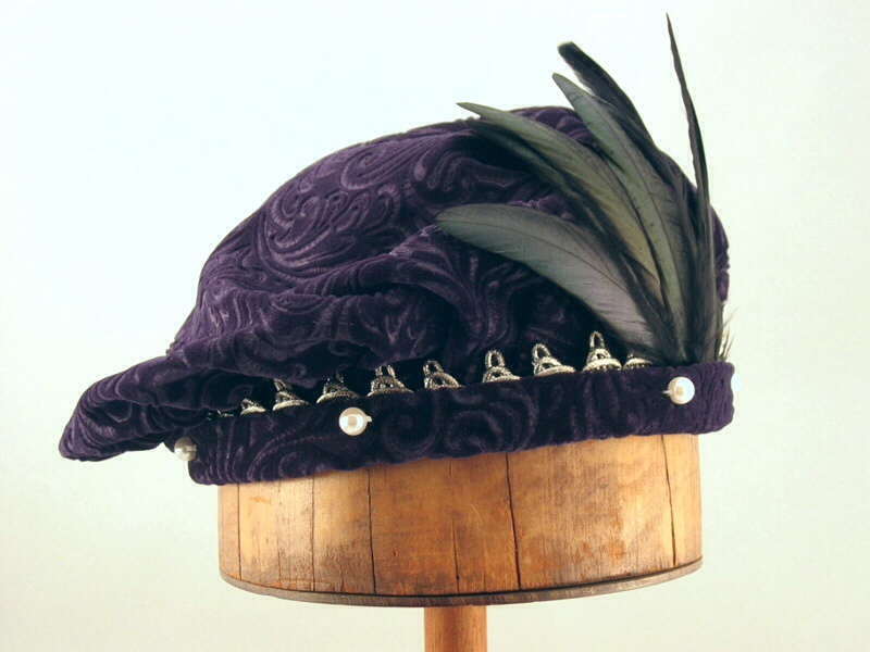 Violet Hat of Disguise