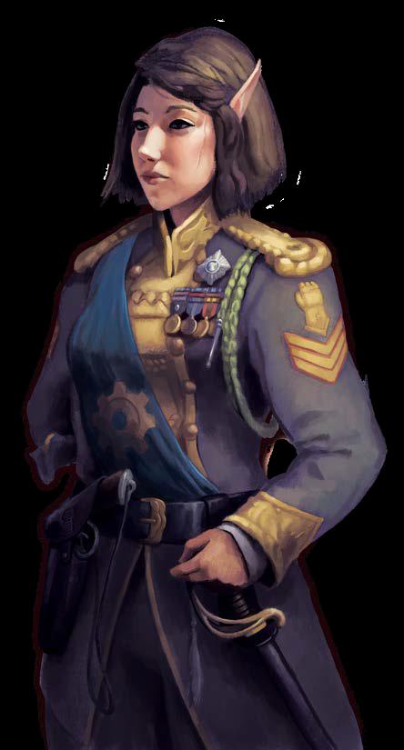 Comander Shara Thale