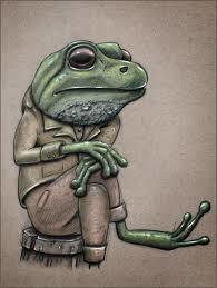 Nathaniel Frog