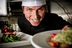 Chef Gaston Claes