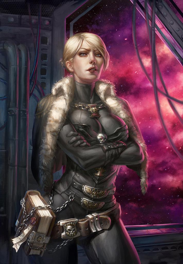 Interrogator-Secundus Elisabeth Xanthe