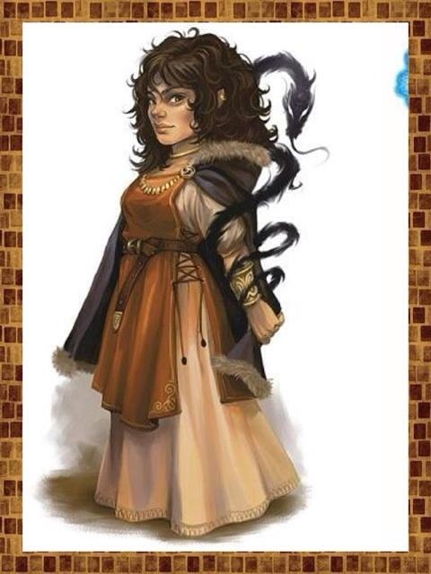 "Desdemona ""Dwindler"" Foxglove, PFC"