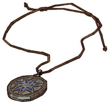 Sihedron Medallion