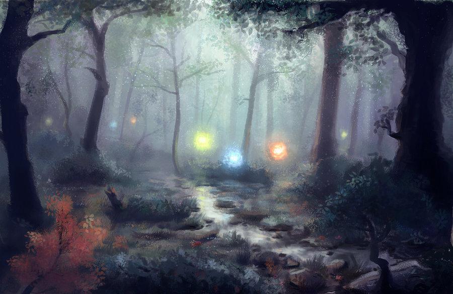 Hisil Spirits