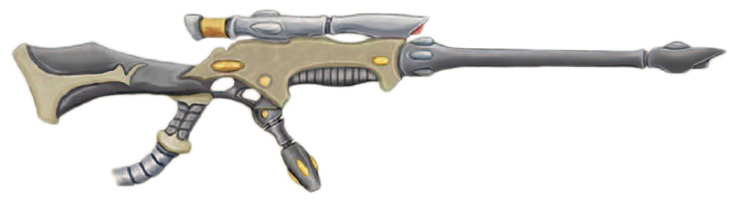 Eldar Ranger Long Rifle
