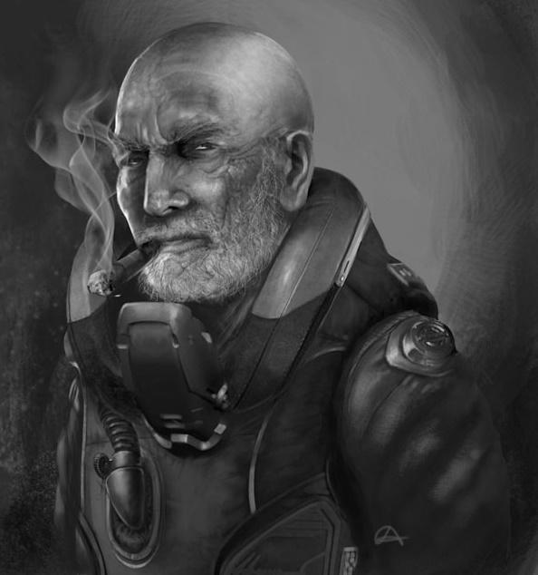 General Amon Freeder
