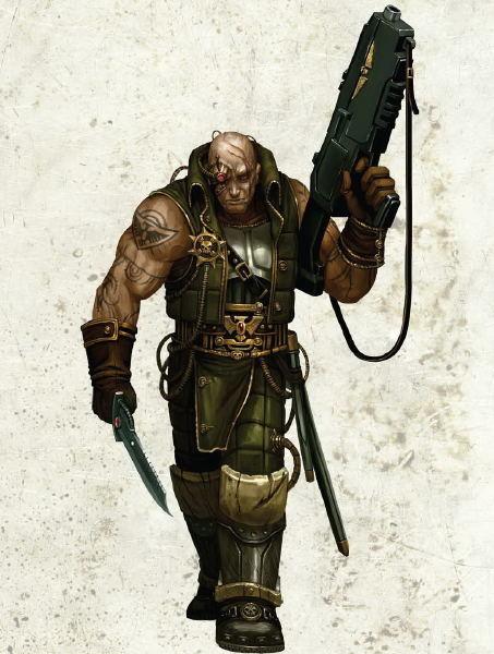 Master Gunner Metallius 'Metal' Krennig