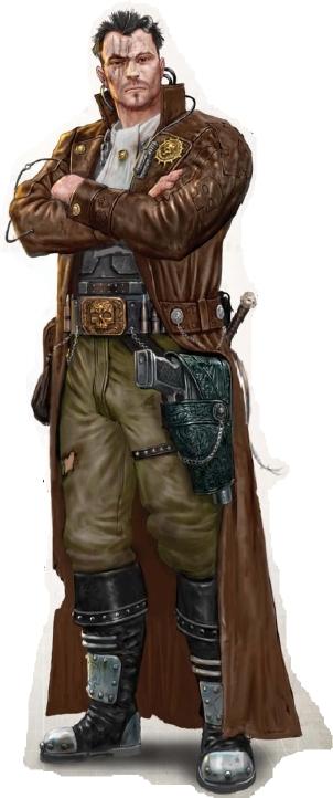 Master-of-Ship Gabriel Haarlock