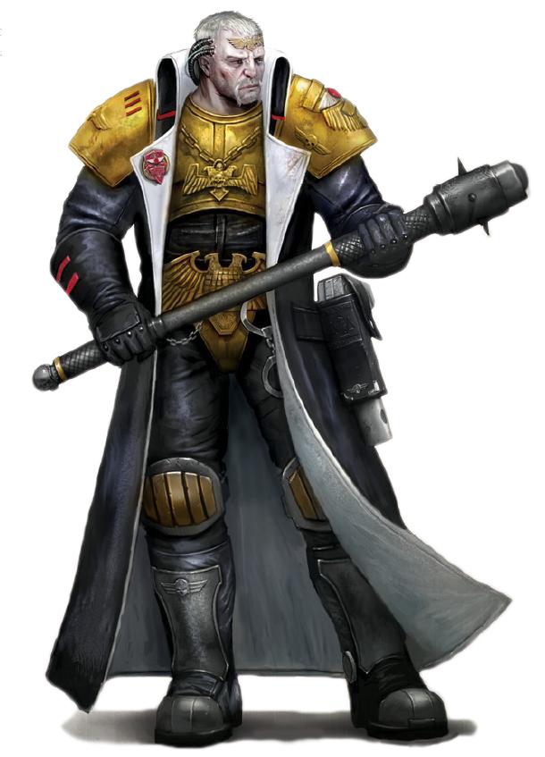 Senior Armsman Caius Bast