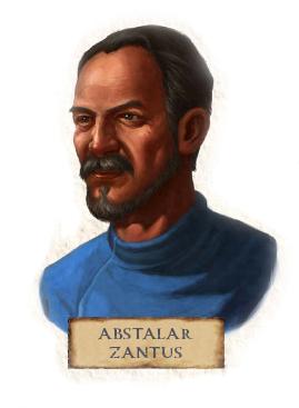 Deacon Abstalar Zantus
