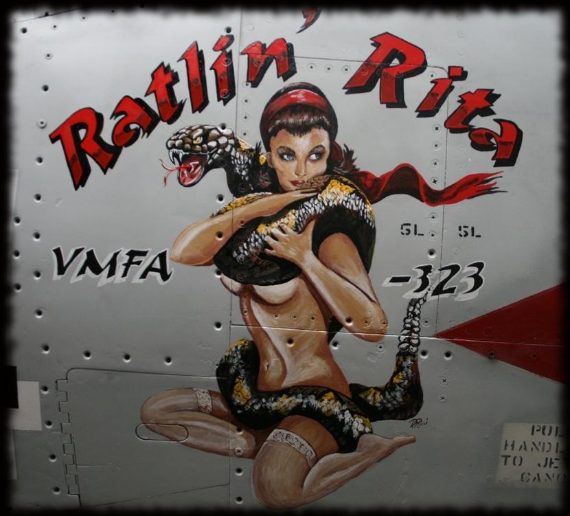 """Ratlin' Rita"""