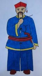 Shì Dāwéi