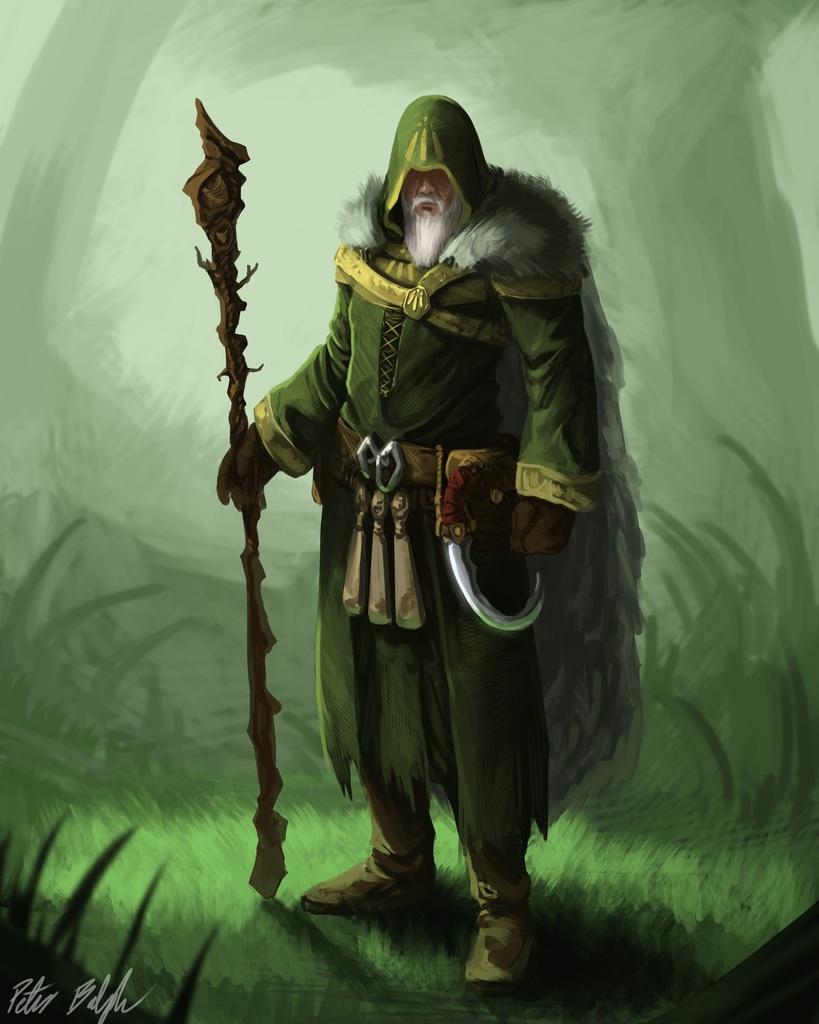 Chieftain Oren Wolfheart
