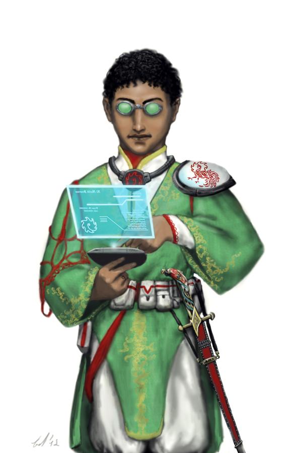 Sir Remi Sudhra al-Malik