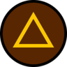 Robe, Brown Triangle