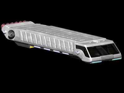 Sprint-Class Rescue ship