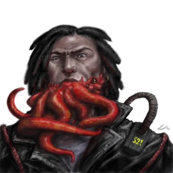 'The Devil' Beliah Black