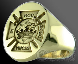 House Cannith Signet Ring
