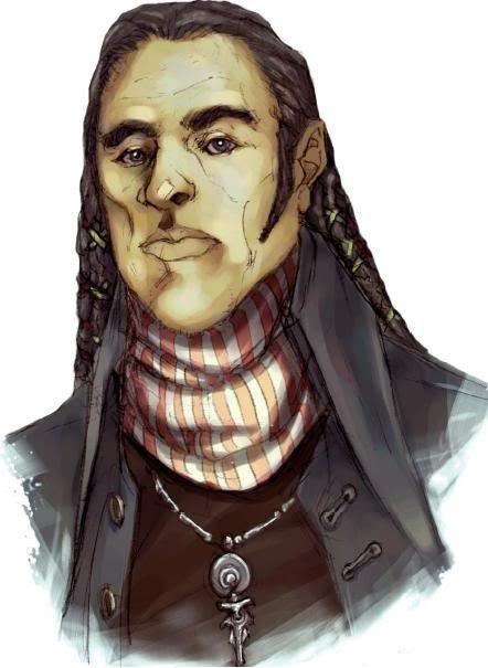 Darius Draktus ibn Emil, Ambassador