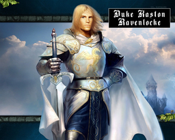 Duke Kaston Ravenlocke