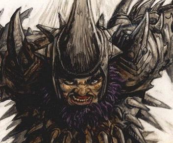Mogar Battlehammer
