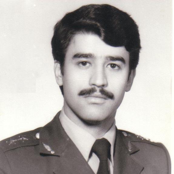 Captain Alejandro Muñoz