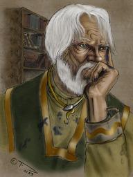 Geront Alberstreu von Cumrat
