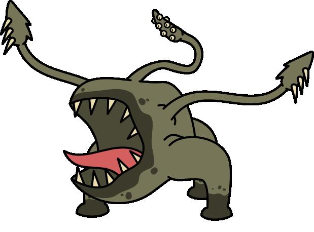 Monster- Otyugh Old- Timmy! (04)