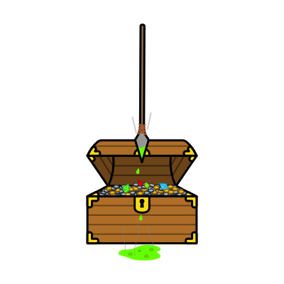 Trap- Caustic Spear Trap (05)