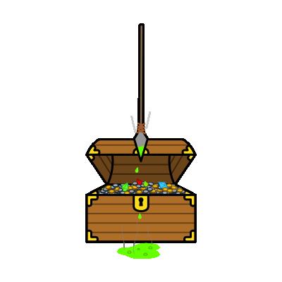 Trap- Caustic Spear Trap (05)