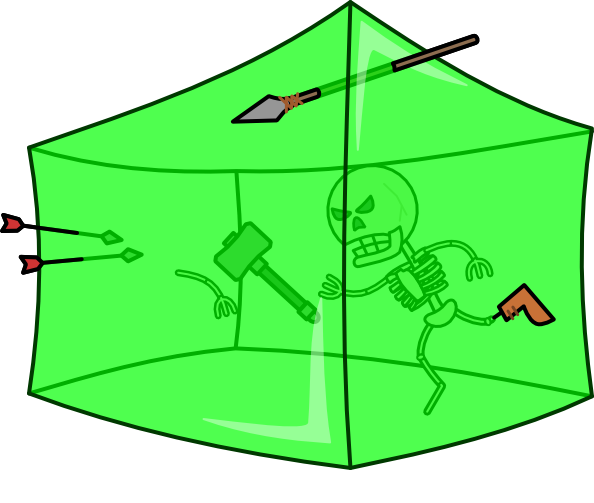 Monster- Gelatinous Cube (05)