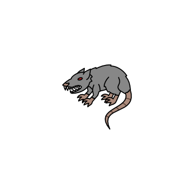 Monster- Rat Giant (01)