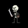 Monster- Skeleton Boneshard (05)