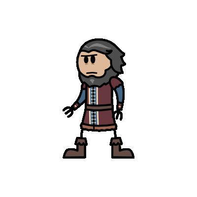 NPC- Lord Padraig