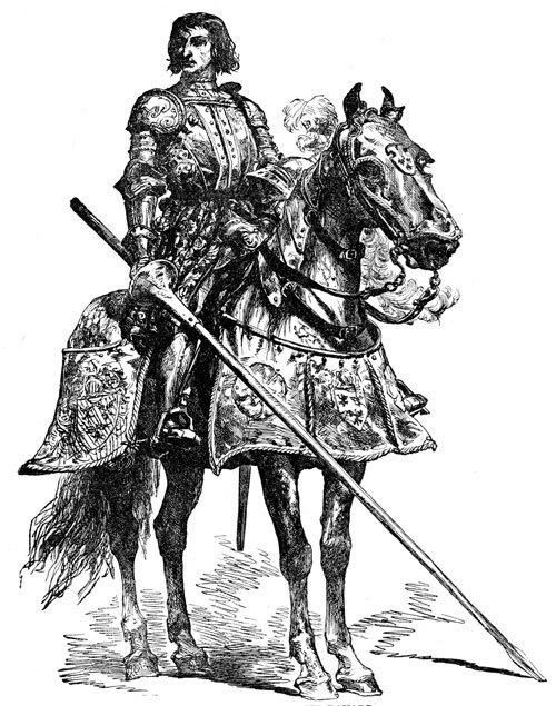 Legios Hero Gratien Lucien Frédéric Lambert Bonné, Ranger First Class, Cavalier of Camon