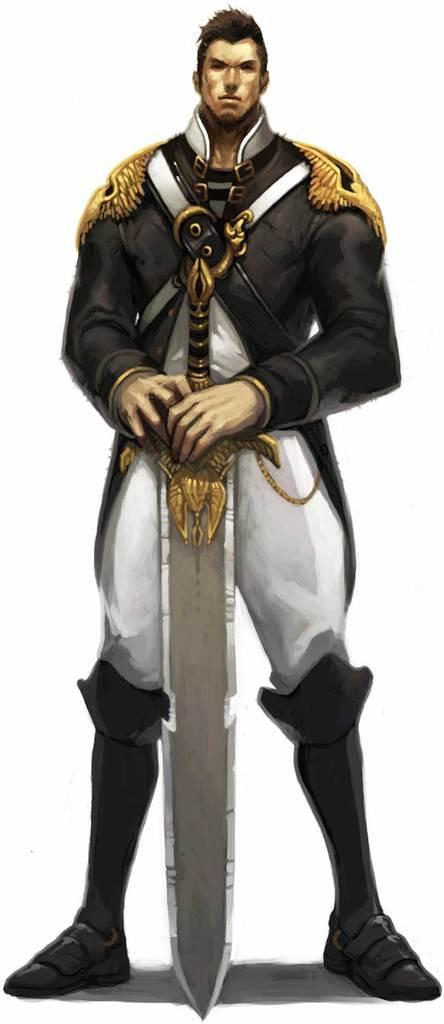Inquisidor Mattew Derryl