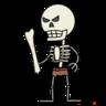 Monster- Skeleton Bonecrusher (07)