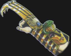 Orichalcum Razor Claws