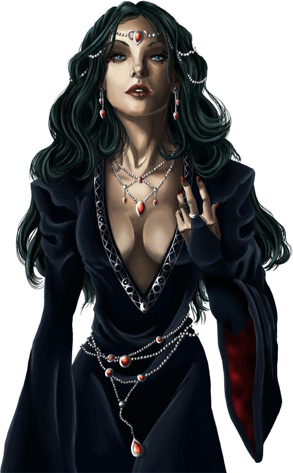 Madame Nessa Strain