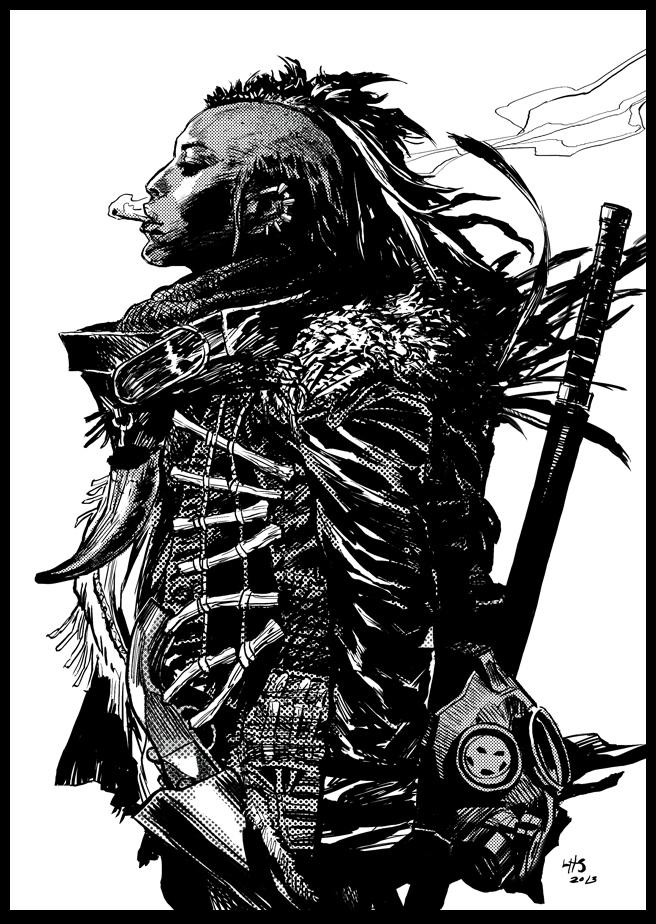 Mohawk (Kallas Moha)