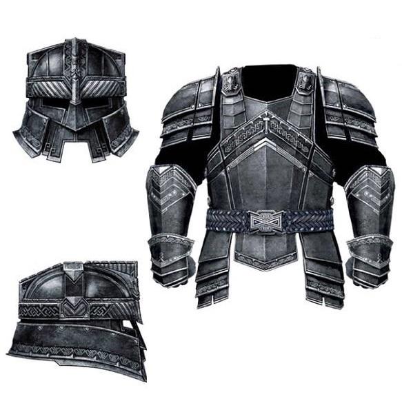 Stonereaver Armor