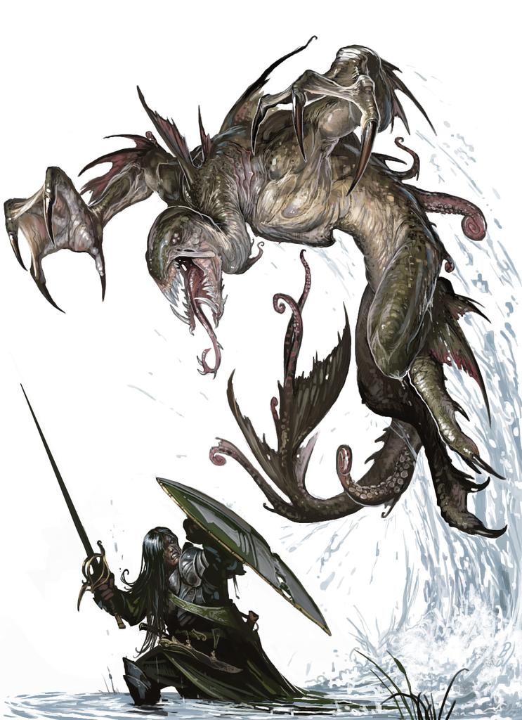 Hydrodaemon