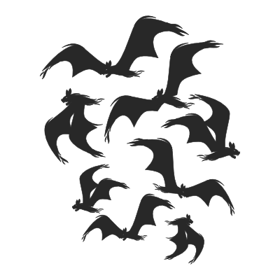 Monster- Bat Shadow Swarm (03)
