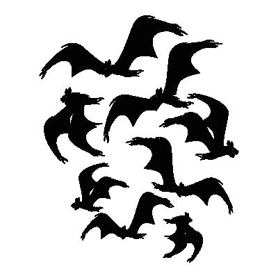 Monster- Bat Shadow Swarm (03)
